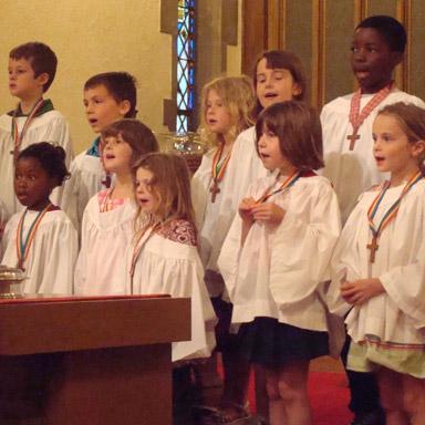 Children's Choirs [banner]