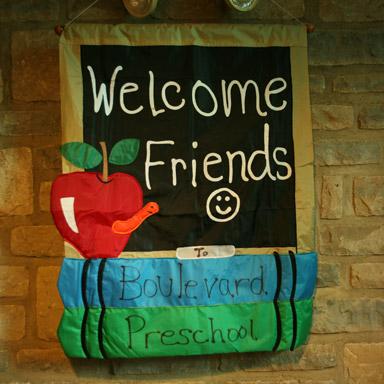 Preschool [banner]